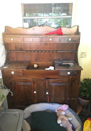 Antique kitchen cabinet for Sale in West Palm Beach, FL