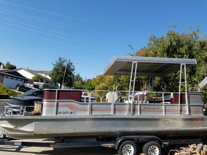 1987 Starcraft Pontoon for Sale in Brentwood, CA