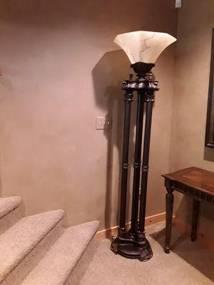 Tall floor lamp for Sale in Wichita, KS
