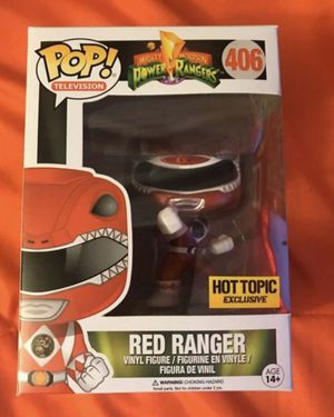 Mighty Morphin Power Rangers Funko POP! Hot topic for Sale in Redlands, CA