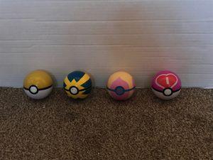 Pokemon Balls and Figures for Sale in Glendora, CA