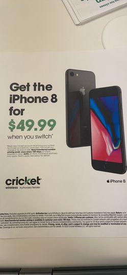 iPhone 8 for Sale in Farmville,  VA