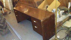 Presidential Size Desk for Sale in Deltona, FL