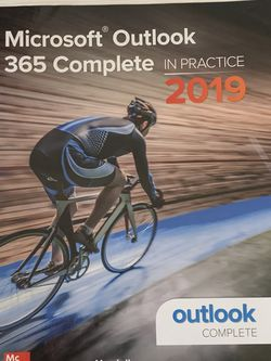Microsoft Outlook 365 Complete In Practice 2019 for Sale in Miami,  FL