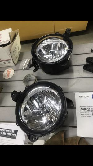 Jeep JL Wrangler 2018+ Head Lights and Tail Lights for Sale in Sunrise, FL