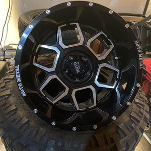 Jeep Wrangler Wheel 20x12 for Sale in Aurora, IL