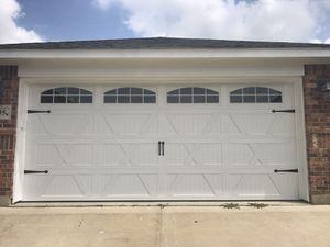 Garage doors! for Sale in Arlington, TX