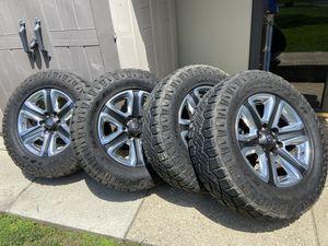 GoodYear Wrangler tires & rims for Sale in Belle, WV