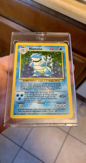 Holographic pokemon cards for Sale in Lodi, CA