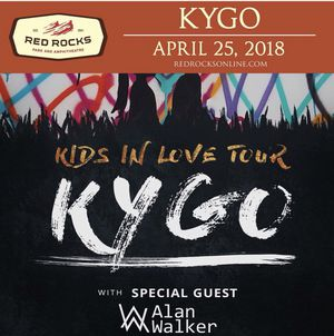 Two GA tickets for Kygo for Sale in Dallas, TX