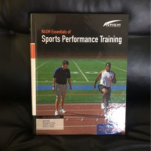 NASM Personal Training Textbook for Sale in Itasca, IL