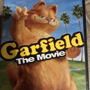 Garfield The Movie Dvd for Sale in Elma, WA