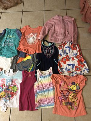 Girl 4/5 and 5t clothes for Sale in Payson, AZ