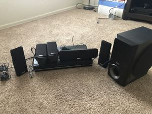 RCA RTD317W Home Theater System with 1080P Upconvert DVD for Sale in Mesa, AZ