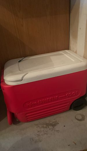 "Cooler 20"" long x 12"" high for Sale in Ridgefield, CT"