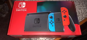 Nintendo Switch V2 Red/Blue Joy-Con for Sale in Morgantown, WV