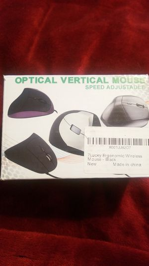 New! 7 Lucky Ergonomic Wireless Mouse for Sale in Palm Bay, FL