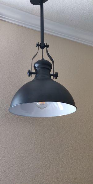 Modern Industrial Chandelier Lamp for Sale in San Diego, CA