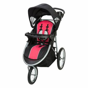 NEW Baby Trend Pathway 35 Jogger Stroller , Optic Pink for Sale in Sacramento, CA