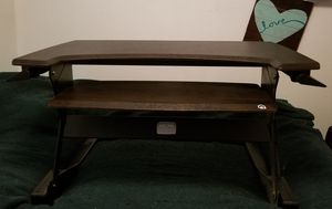 Adjustable Sit-to-Stand Desk Riser for Sale in Enumclaw, WA