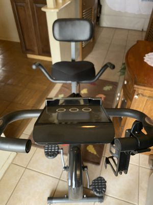 Slim Cycle 2-in-1 Exercise Bike, As Seen on TV. Recumbent bike for Sale in Mesquite, TX