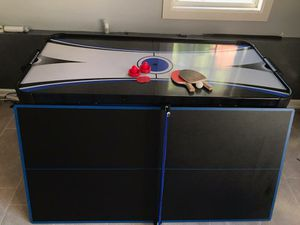 Air Hockey/ Ping Pong Table for Sale in Elizabeth, NJ