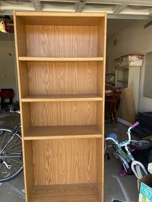 Bookcase for Sale in Bakersfield, CA