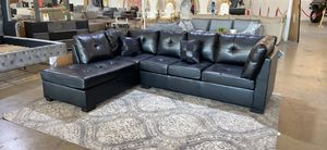 Leather Sectional Couch for Sale in Dallas, TX