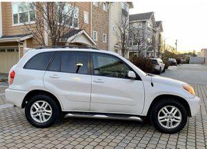 Needs.Nothing 2002 Toyota RAV4 Needs.Nothing FWDWheels One Owner for Sale in Washington, DC