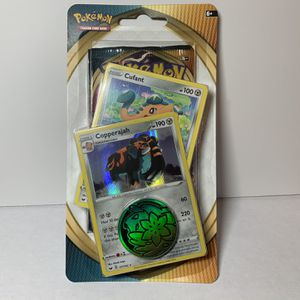 Pokémon TCG Darkness Ablaze Blister Pack With Shaymin Coin for Sale in Bellevue, WA