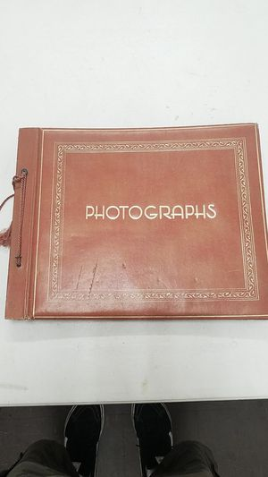 1950's Photo Album with old pictures for Sale in Carson, CA