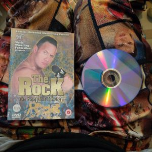 WWF The Rock The people Champ dvd for Sale in Chicago, IL