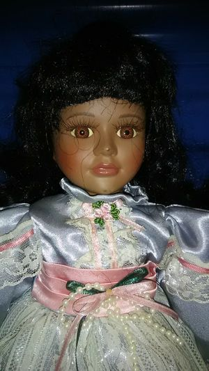 Vintage African American Doll Samantha Medici for Sale in Takoma Park, MD