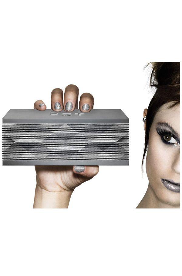 Jawbone JAMBOX Wireless Bluetooth Speaker - Grey Hex