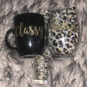 Classy, Boujee, Ratchet Gift Set for Sale in Chula Vista, CA