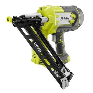 Ryobi 18-Volt ONE+ Lithium-Ion Cordless AirStrike 15-Gauge Angled Nailer for Sale in Temple, GA