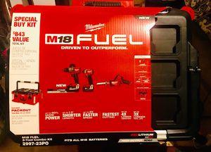 Milwaulkee M18 Fuel Combo Kit for Sale in Aiken, SC
