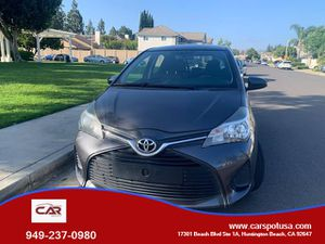 2015 Toyota Yaris for Sale in Huntington Beach, CA