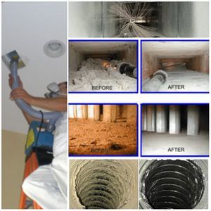 Air duct and vents cleaning for Sale in Channelview, TX