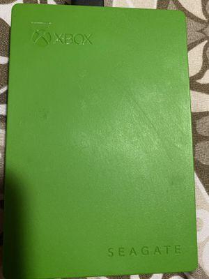 Xbox one hard drive 4tb for Sale in Phoenix, AZ