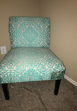 Blue large chair! for Sale in Dallas, TX