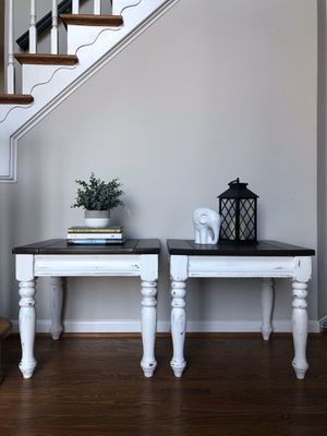 Beautiful Set of Two (2) End Tables for Sale in Manassas, VA