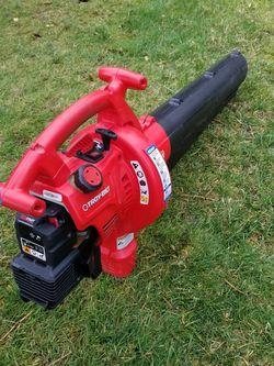 Troy-bilt gas Powered Blower for Sale in Everett,  WA
