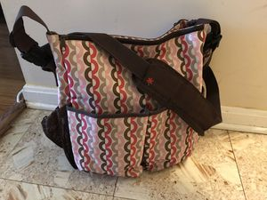 Skip hop diaper bag in Great condition for Sale in Fairfax, VA