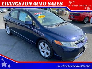 2006 Honda Civic Sdn for Sale in Livingston, CA