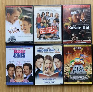 Various dvds for Sale in Norwalk, CA