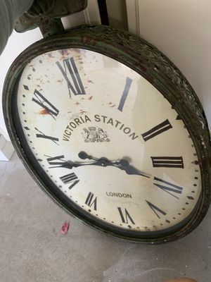 Large Antique Victorian clock for Sale in Redondo Beach, CA