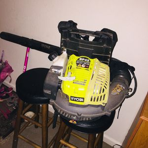 BP42 Ryobi Backpack Blower 185MPH 150$ for Sale in Decatur, GA