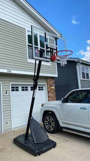 """BRAND NEW 54"""" Spalding Basketball Hoop for Sale in Bolingbrook, IL"""