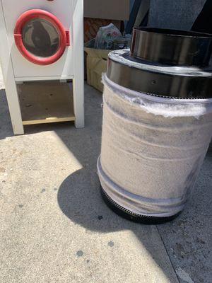 Filter & hurricane fan for Sale in South Gate, CA